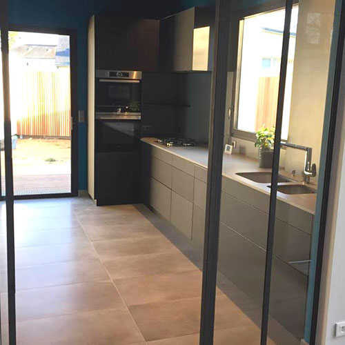Affordable carrelage tendance with carrelage tendance angers for Ambiance carrelage saint malo