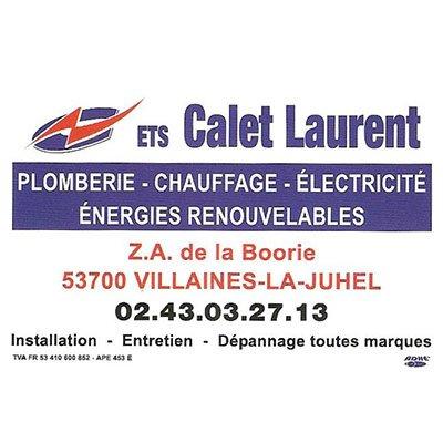EIRL CALET Plombier Chauffagiste Electricien Artisan Tous Corps D