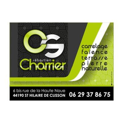 Ralisations Carte De Visite Mademoiselle Long Badcass 1 2 SARL CHARRIER SEBASTIEN Carreleur SDB Cl En Main SAINT HILAIRE