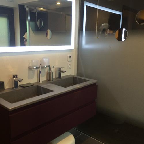 aubade thouars trendy new cout pour faire une salle de. Black Bedroom Furniture Sets. Home Design Ideas